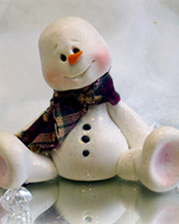Decorate For Winter With This Adorable…