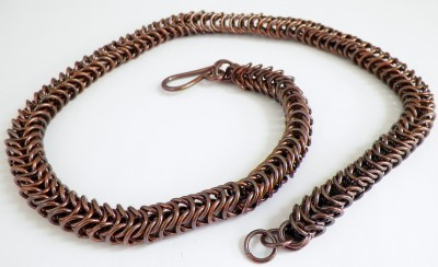 Box Chainmaille Weave