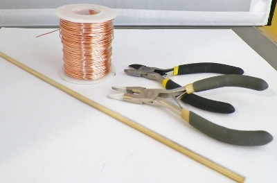 tools for making copper wire wrapped beads