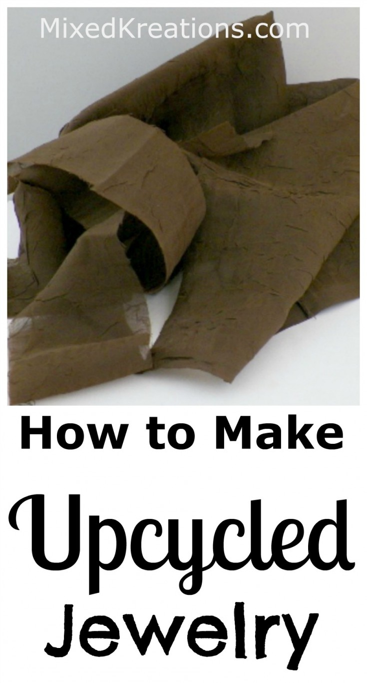 How to make upcycled jewelry
