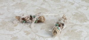 DIY Fabric Rag Beads