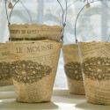 French Peat Pots