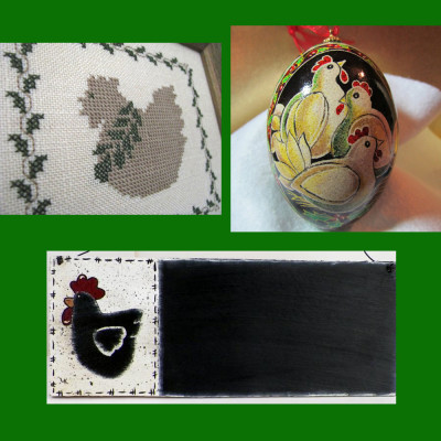 """Country Chalkboard Featured At """"It'sBetter Handmade"""""""
