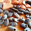 How To Drill Holes In Small Stones