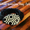 From Watch to Refashioned Bracelet