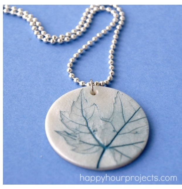 Nature Inspired Pendant