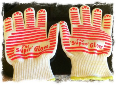 Kuisiware Cooking Gloves Review
