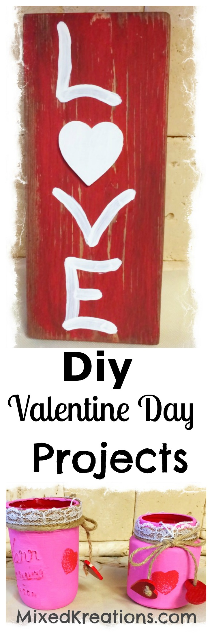 diy valentine projects pinnable