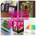 44 Creative Ideas For Repurposing Picture Frames