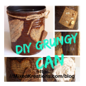 Diy Grungy Can