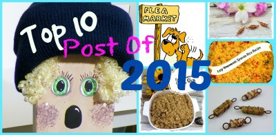 Top 10 Post Of 2015