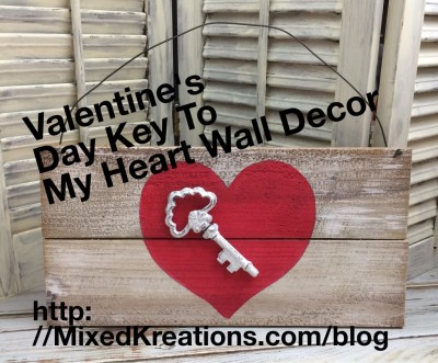 Easy Valentine's Day Project