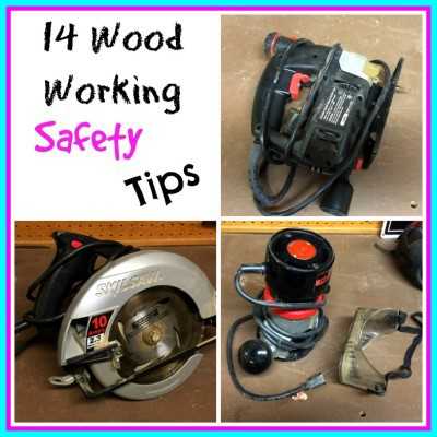 wood working safety tips