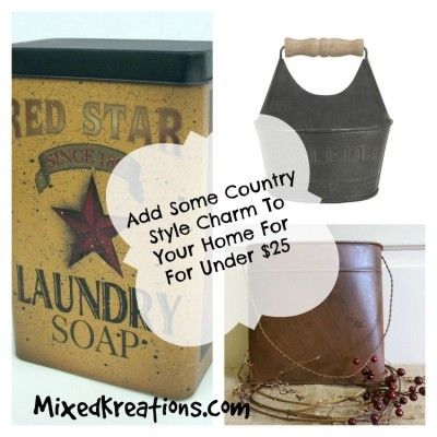 country style charm