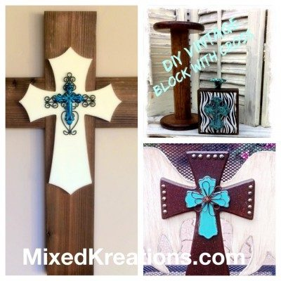 handmade cross projects
