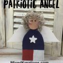 Patriotic Angel