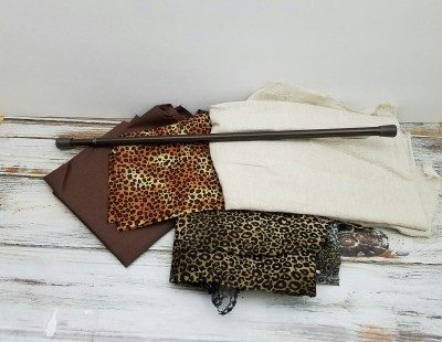 Fabric for animal Print Valiance