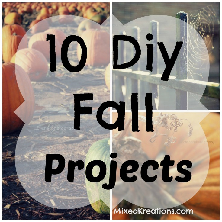 10 Diy Fall Projects – Roundup