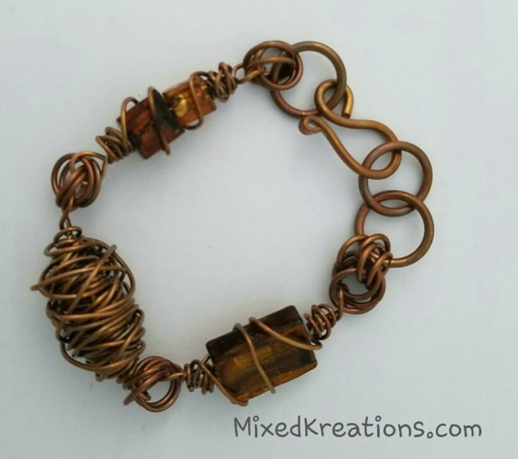 7 Weeks Til Christmas Gift List – Handmade Bracelet