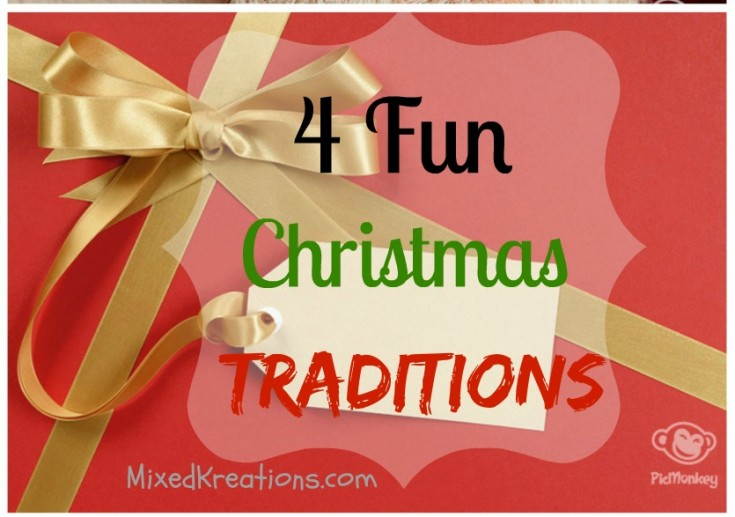 4 fun Christmas traditions