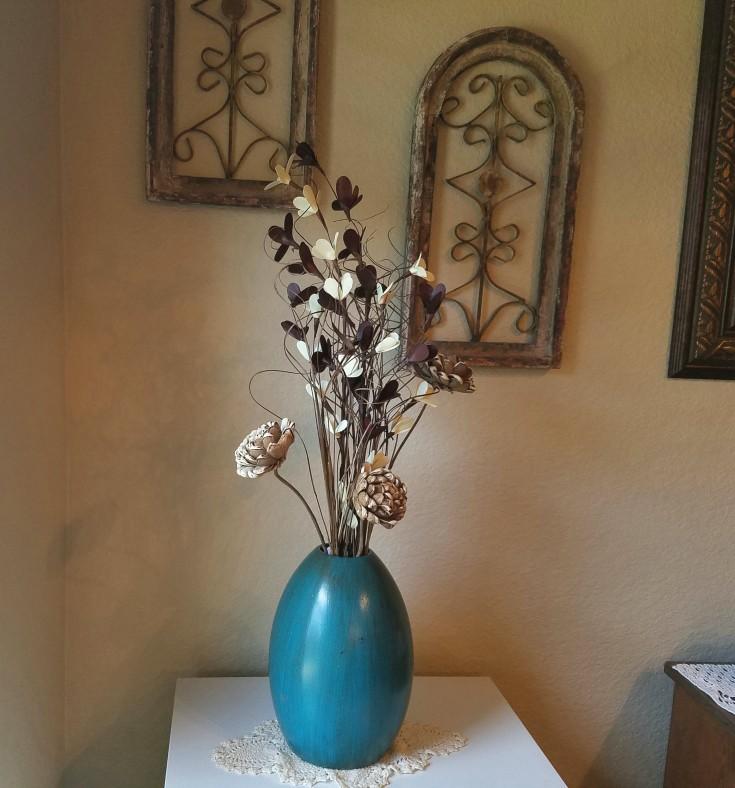 Ugly Vase Makeover