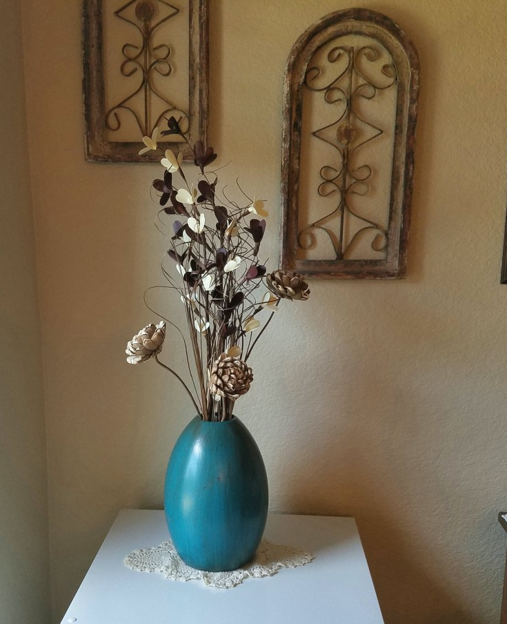 Ugly Vase Gets A Makeover
