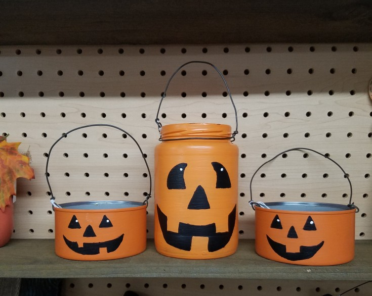 repurpose jack-o-lanterns