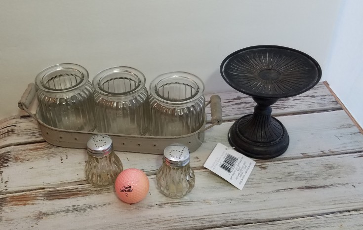 September's Thrift Store and Vintage Finds