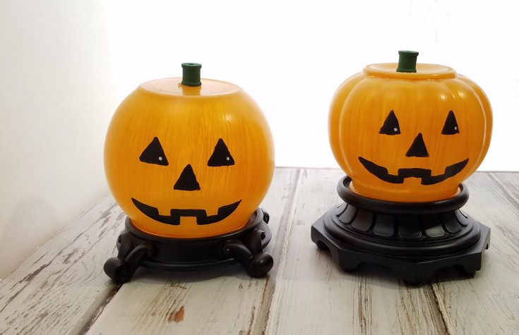 diy jack-o-lantern decorations