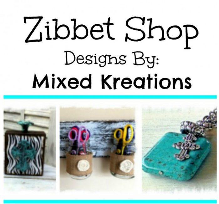 Zibbet shop Mixed Kreations