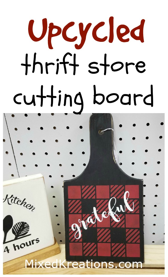 How to Wooden Cutting Board Makeover