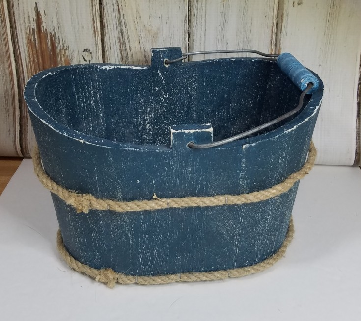 French country style bucket